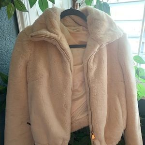 Urban Outfitters fur jacket